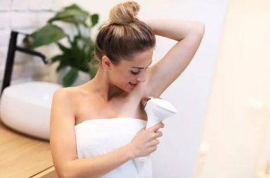 أفضل أجهزة إزالة الشعر المنزلية
