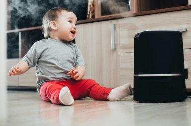جهاز بخار للأطفال