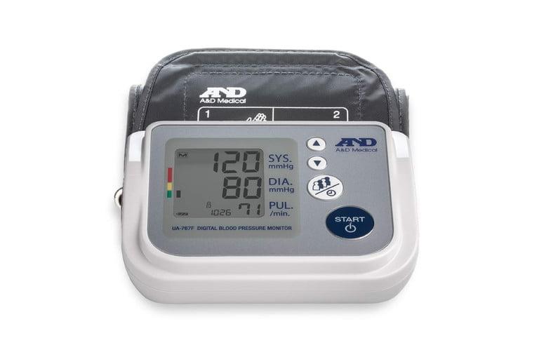 A&D Medical Premium Upper Arm BP Monitor