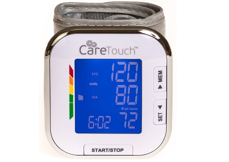 Care Touch Digital Blood Pressure Monitor Cuff