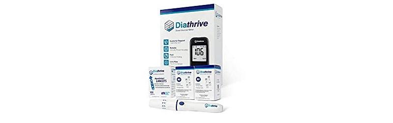 Diathrive Blood Glucose
