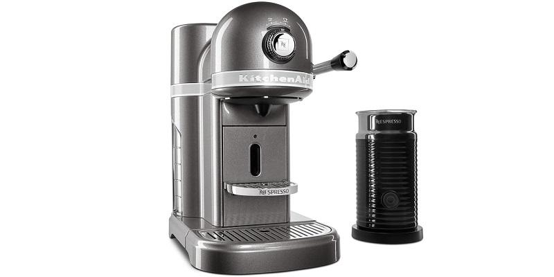 KitchenAid Nespresso Bundle Espresso Maker