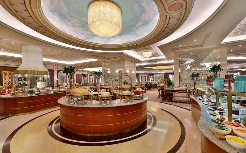 مطعم الأرجوان في الرياض