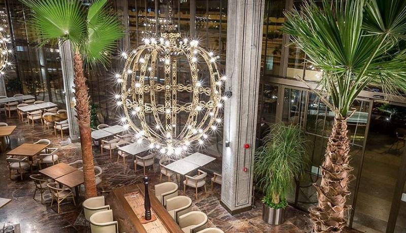 مطعم ستيك هاوس في مدينة الرياض