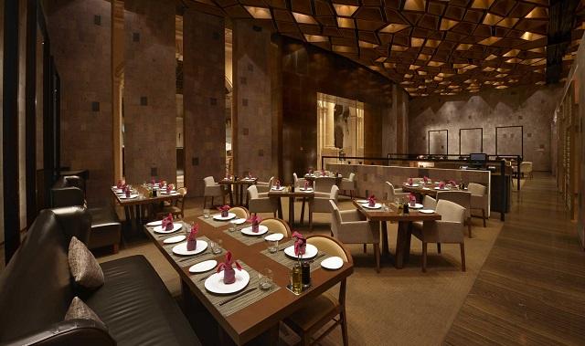 مطعم لوسين في مدينة الرياض