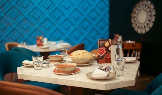 مطعم زعفران الهندي