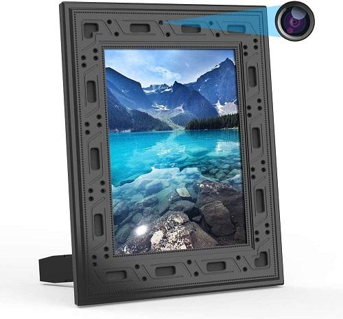 15- Facamword Wireless Camera Photo Frame
