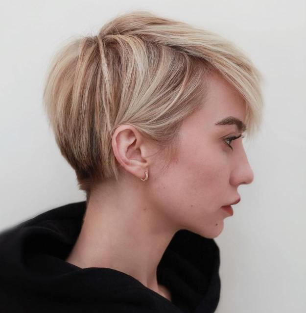 2- Tomboy Hairstyle