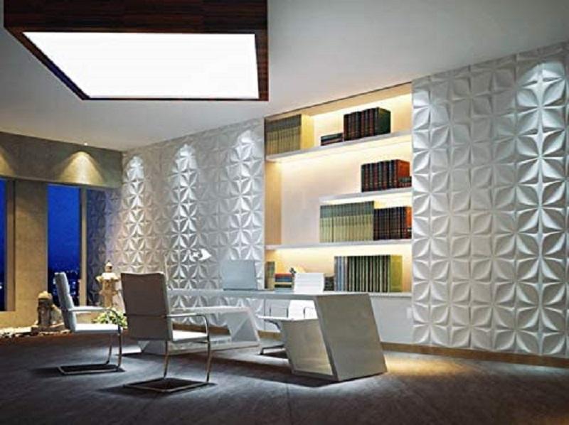 AMERLIFE 3D Wall Panels PVC Wallpaper