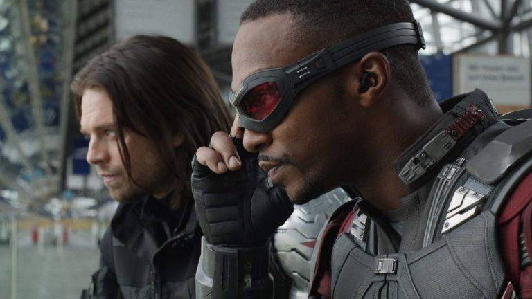 مسلسل The Falcon and the Winter Soldier