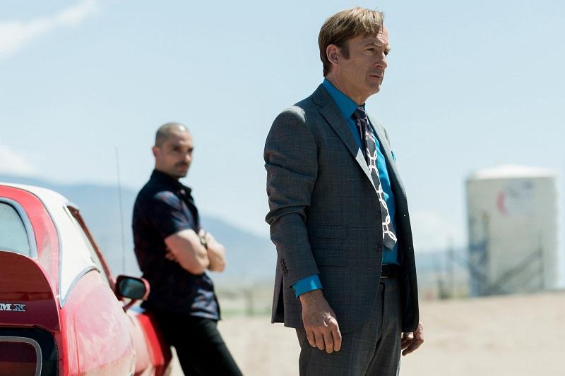 Better Call Saul من أفضل المسلسلات الأجنبية